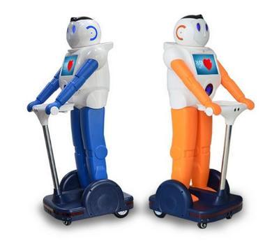 智能机器人家居安防语音wifi聊天对话益智早教机器人